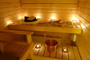 Programma di disintossicazione in sauna