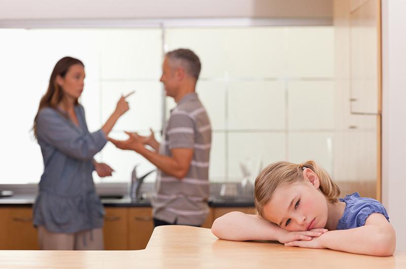 Alcolismo in famiglia